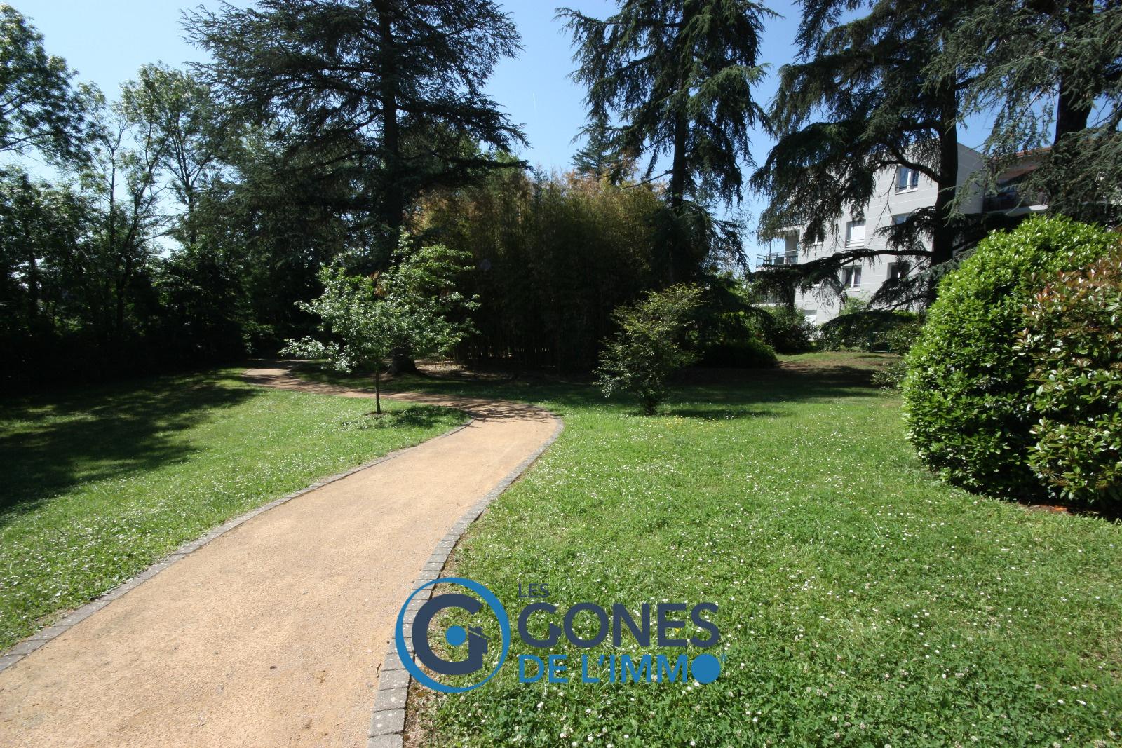 Francheville T2 50m² rez de jardin